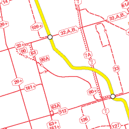 Toronto Bus And Subway Map.Toronto Ttc Map Public Transit Maps And Bus Subway System Station